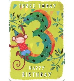 Three Today Green|Ling Design
