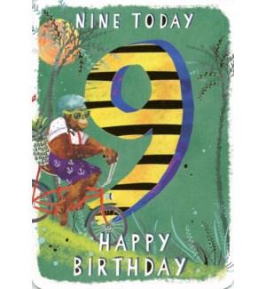 Nine Today Green|Ling Design