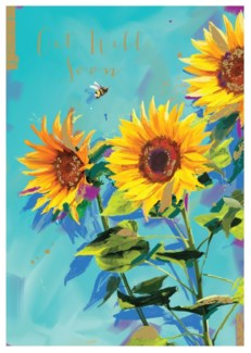 Sunflowers 5x7|Ling Design