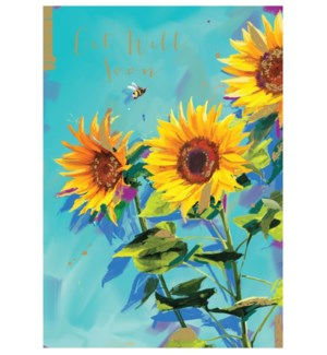Sunflowers 5x7|Ling Design
