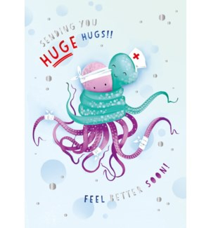 Huge Hugs 5x7|Ling Design