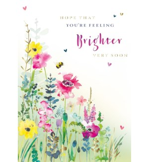 Bright Meadow 5x7|Ling Design