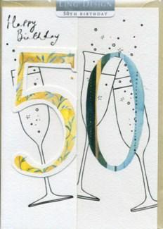 50th Bday 5x7|Ling Design