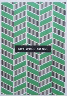 Chevron Get Well|Ling Design