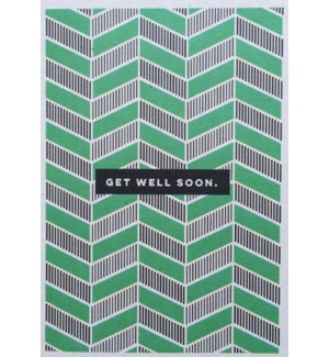Chevron Get Well|Ling Design