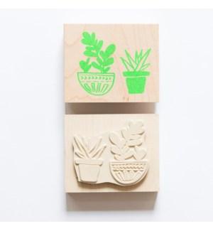 Individual Loose Stamp - Cacti