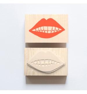 Individual Loose Stamp - Lips