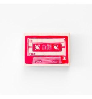 Individual Loose Stamp - Mix Tape
