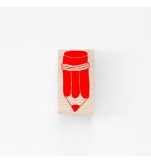 Individual Loose Stamp - Pencil