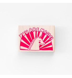 Individual Loose Stamp - You Are Magic