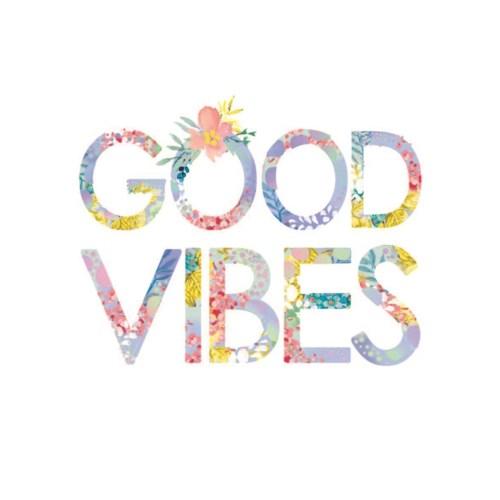 Hola Good Vibes 4.5 x 6.25|Lola