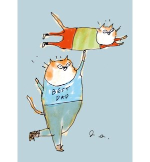 Best Cat|Art Press