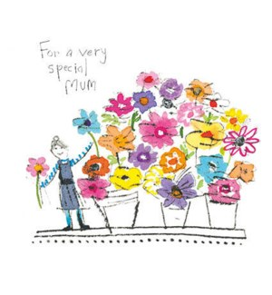 Say it with Flowers|Art Press