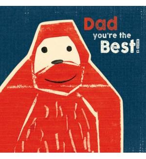 Guy Gorilla Loves His Dad|Art Press