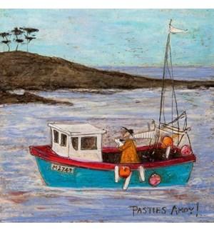 Pasties Ahoy|Art Press