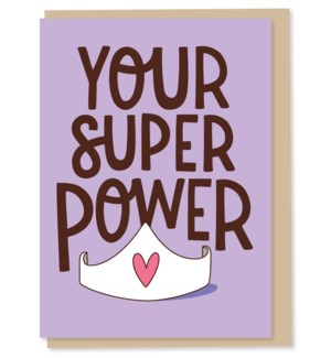 Mom Superpower|A Smyth