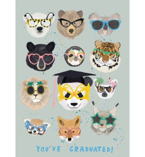 Grads In Sunglasses|Calypso