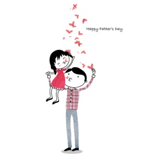 Fathers Day Hearts|Calypso