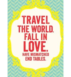 Travel The World|Calypso