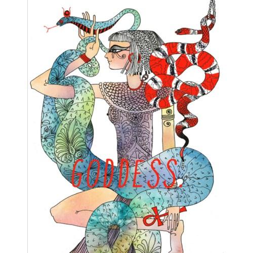Goddess 4.25x5.5|Masha Dyans