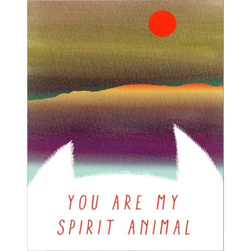 Spirit Animal 4.25x5.5 Masha Dyans
