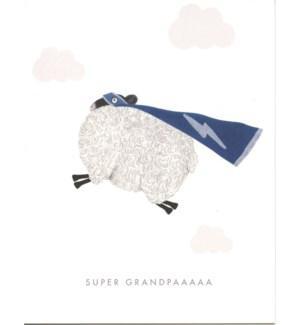 Super Grandpaa|Dear Hancock