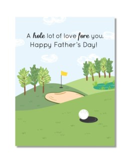 Fore You 4.25x5.5|Designs by Val