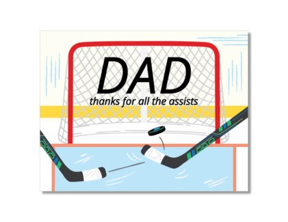 Dad Assists 4.25x5.5|Designs by Val