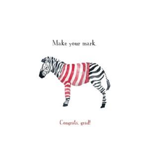 Zebra Stripes|E Frances Paper