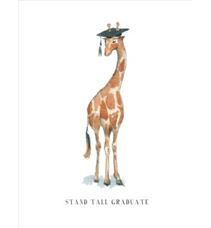 Stand Tall|E Frances Paper