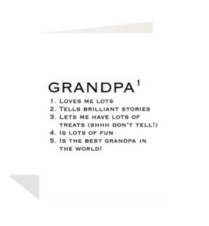 Grandpa Definition|Halfpenny