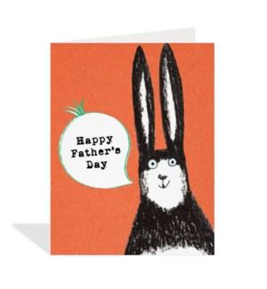 Rabbit Father Day|Halfpenny