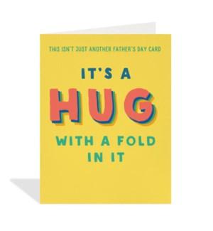 Father Day Hug|Halfpenny
