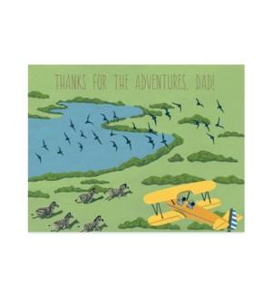 Adventure Dad|Halfpenny
