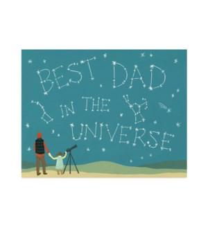 Best Dad Universe|Halfpenny