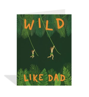 Wild Dad|Halfpenny