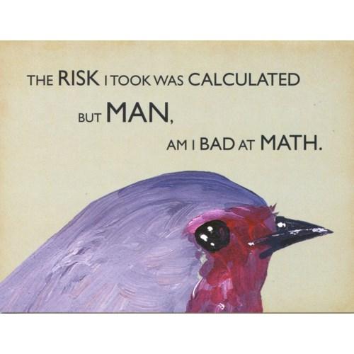 Bad at Math|Mincing Mockingbird