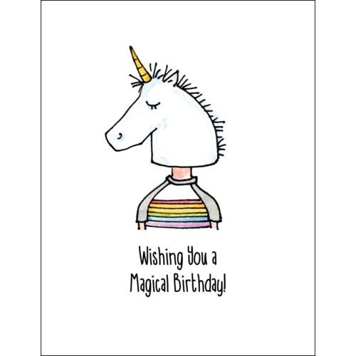 Magical Birthday 5.5 x 4.5|Mark It Proud
