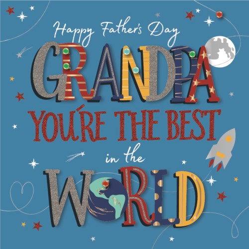 Grandpa Youre The Best|Ling Design