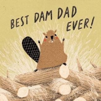 Best Dam Dad  6x6|0hh Deer