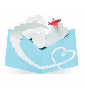 Sky Love You-Boxed Cards  6 cards & envelopes