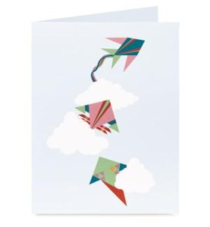 Bourgon Soaring Kites