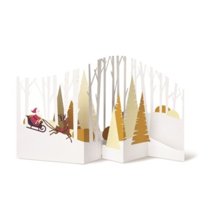 Huang Forest Sleigh Ride box of 8