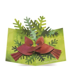 Tice-Gilbert Nestling Cardinal box of 8