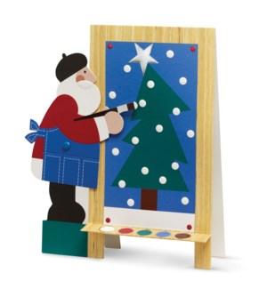 Foose Santa'S Masterpiece box of 8