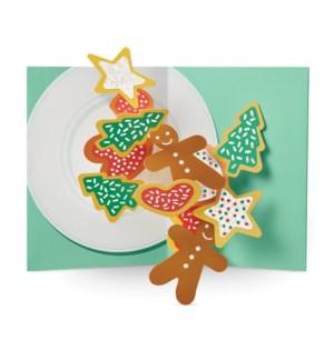 Sabuda Christmas Cookies box of 8