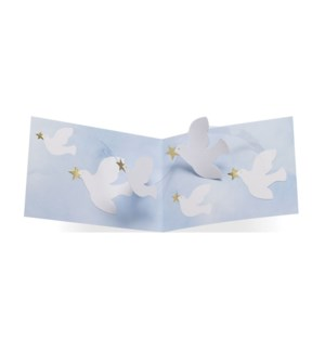 Unosawa Twirling Doves box of 8