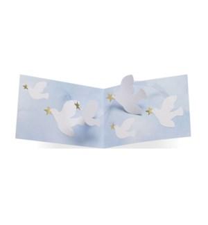 Unosawa Twirling Doves box of 8