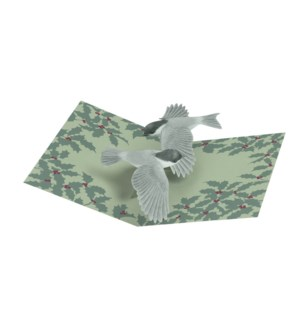 Yukawa Birds In Flight box of 8