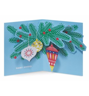 Holiday Ornaments-Boxed Cards  8 cards - AVAIL SEPT 2019